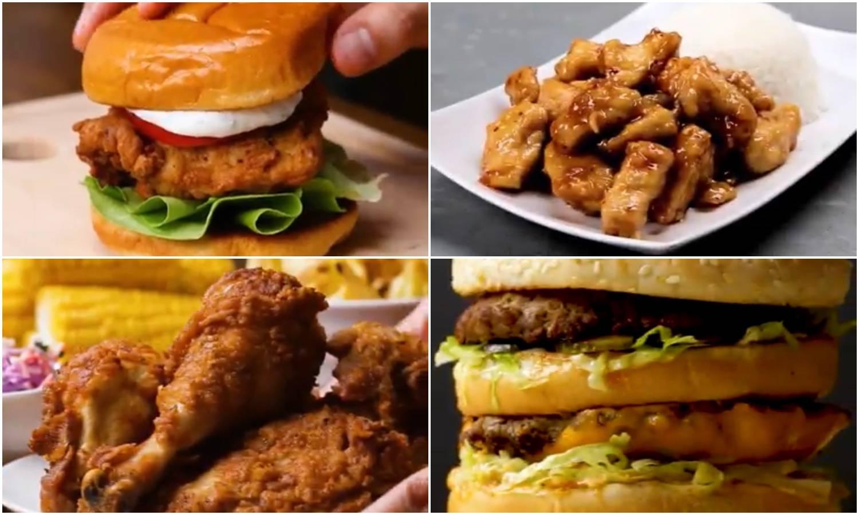Top 6 fast food recepata koje možete brzo napraviti kod kuće