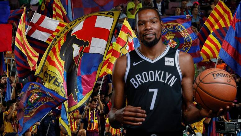 Durant: Želim igrati u Europi, zanima me samo Barcelona!