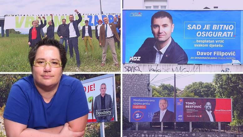 Kandidati za lokalne izbore baš i ne znaju tko živi u Hrvatskoj