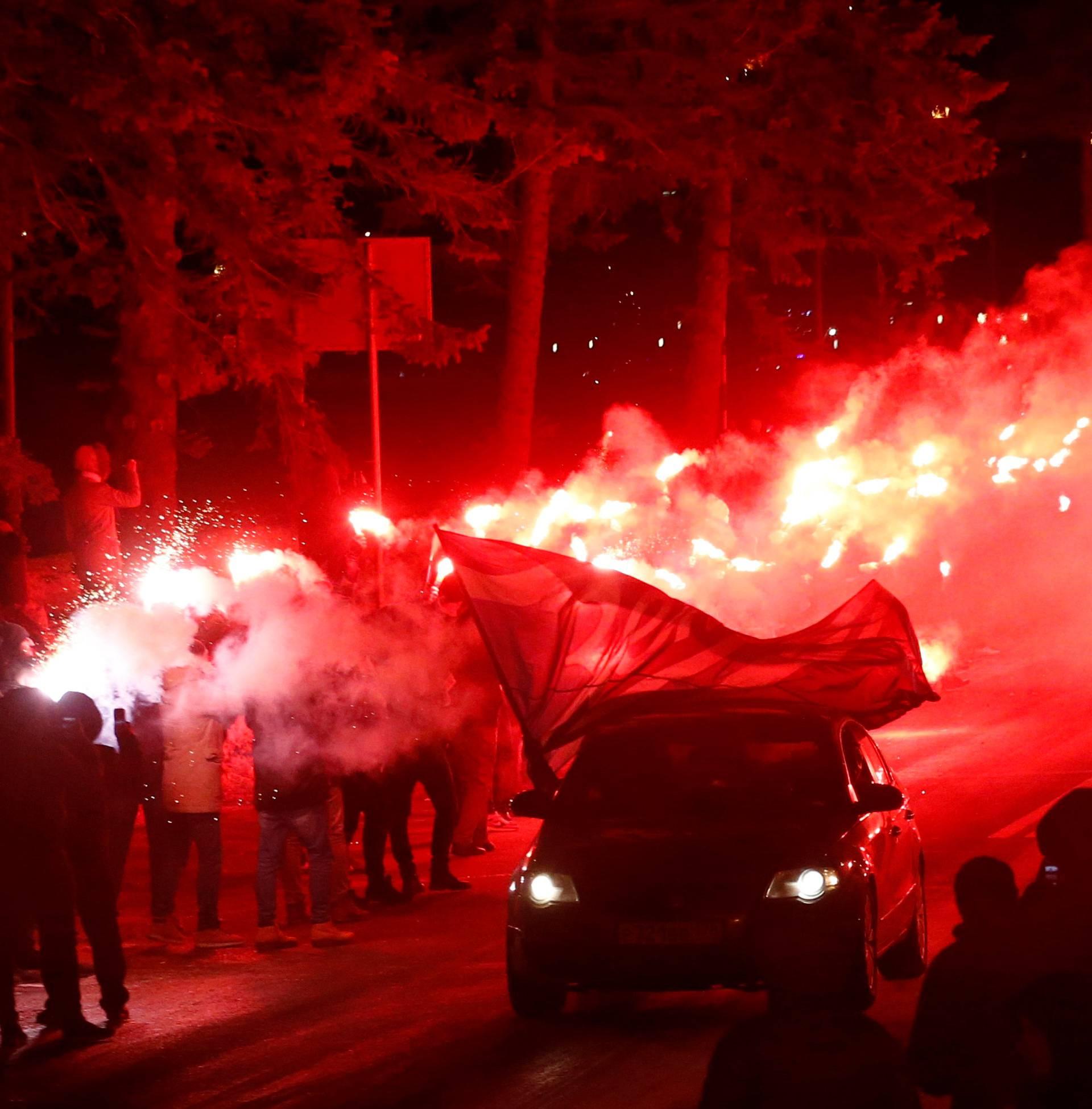 Europa League - Round of 32 Second Leg - Zenit Saint Petersburg v Fenerbahce
