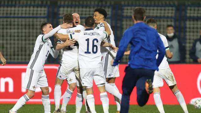 Euro 2020 Qualification Play off - Bosnia and Herzegovina v Northern Ireland