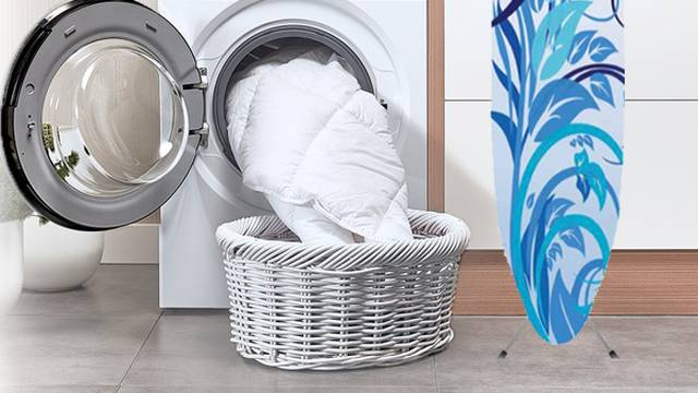 Mala ali funkcionalna perilica za rublje za svaku kupaonicu