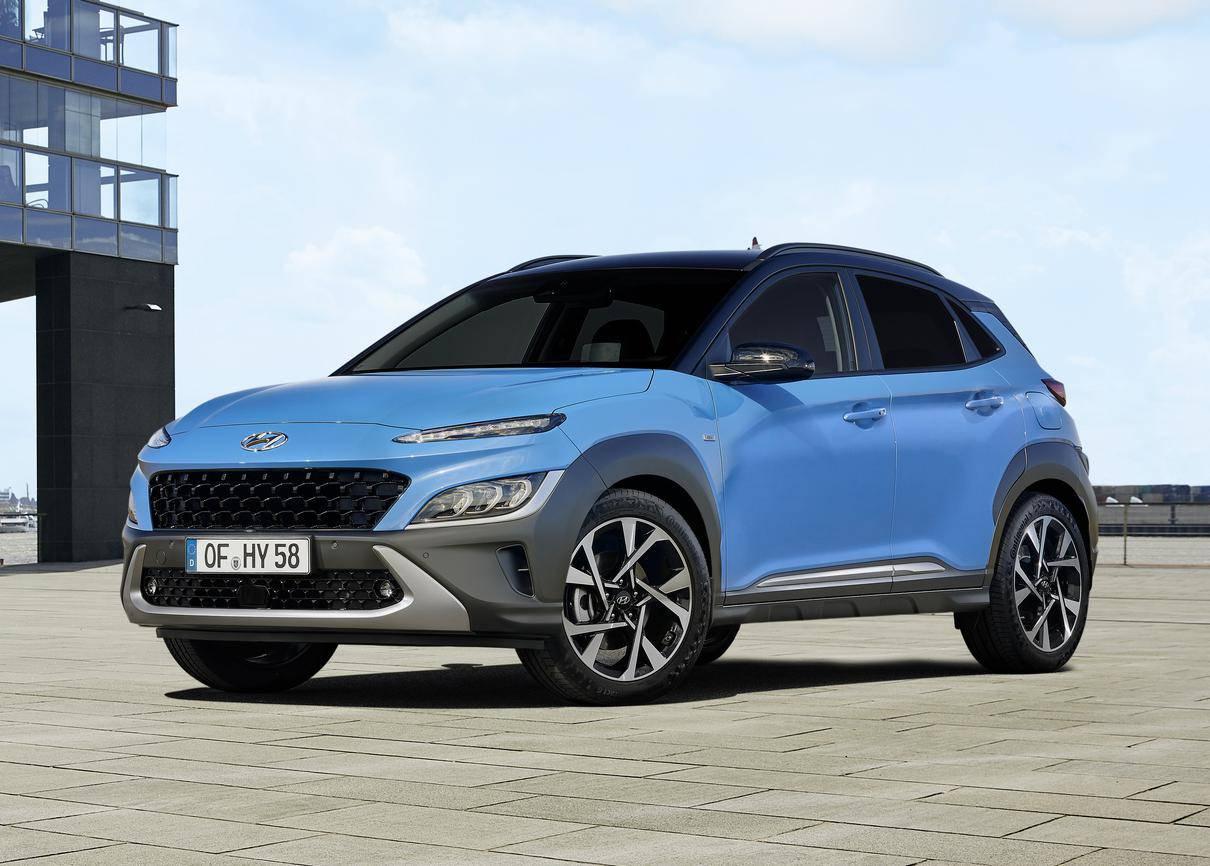 Popularni SUV s novim licem: Hyundai redizajnirao Konu