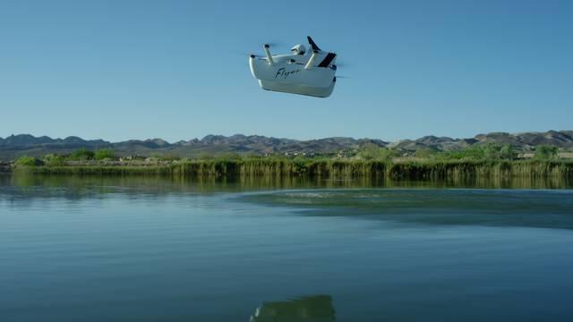 Budućnost letova: Da bi vozili Flyer ne treba pilotska dozvola