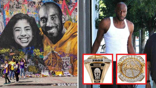 Založio je prstenove: Pitao bih Kobeja kako da navijači oproste