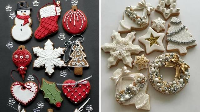 Dekorirajte božićne keksiće kao profi - uz 20 genijalnih trikova