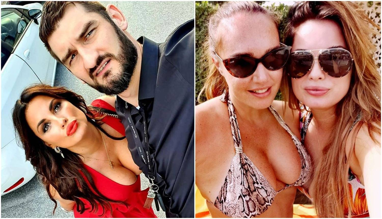 Alilović i Ecclestone pozirale skupa u Dubaiju: 'Najljepša je'