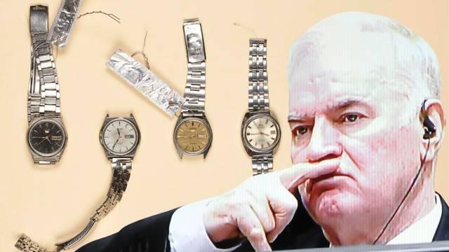 Tik-tak... Tajna satova i ratnog dnevnika: Zbog ovih će dokaza krvolok Mladić trunuti u zatvoru