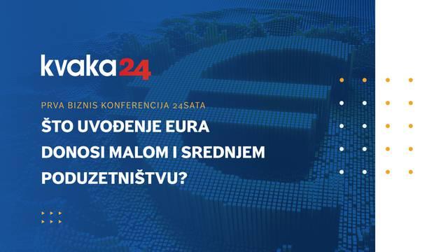 Sve o konferenciji kvaka24 - Što uvođenje eura donosi malom i srednjem poduzetništvu?