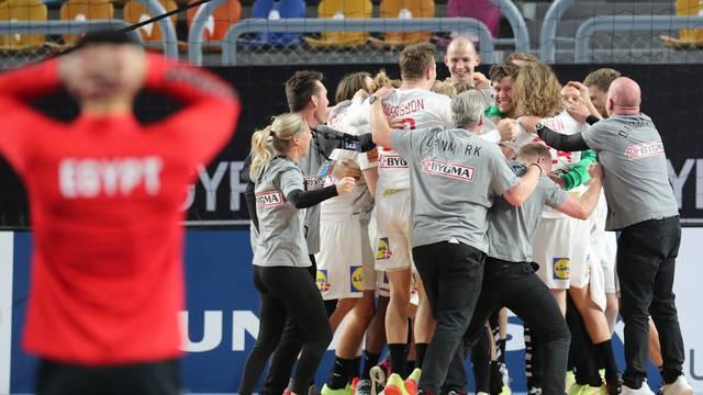 2021 IHF Handball World Championship - Quarter Final - Denmark v Egypt