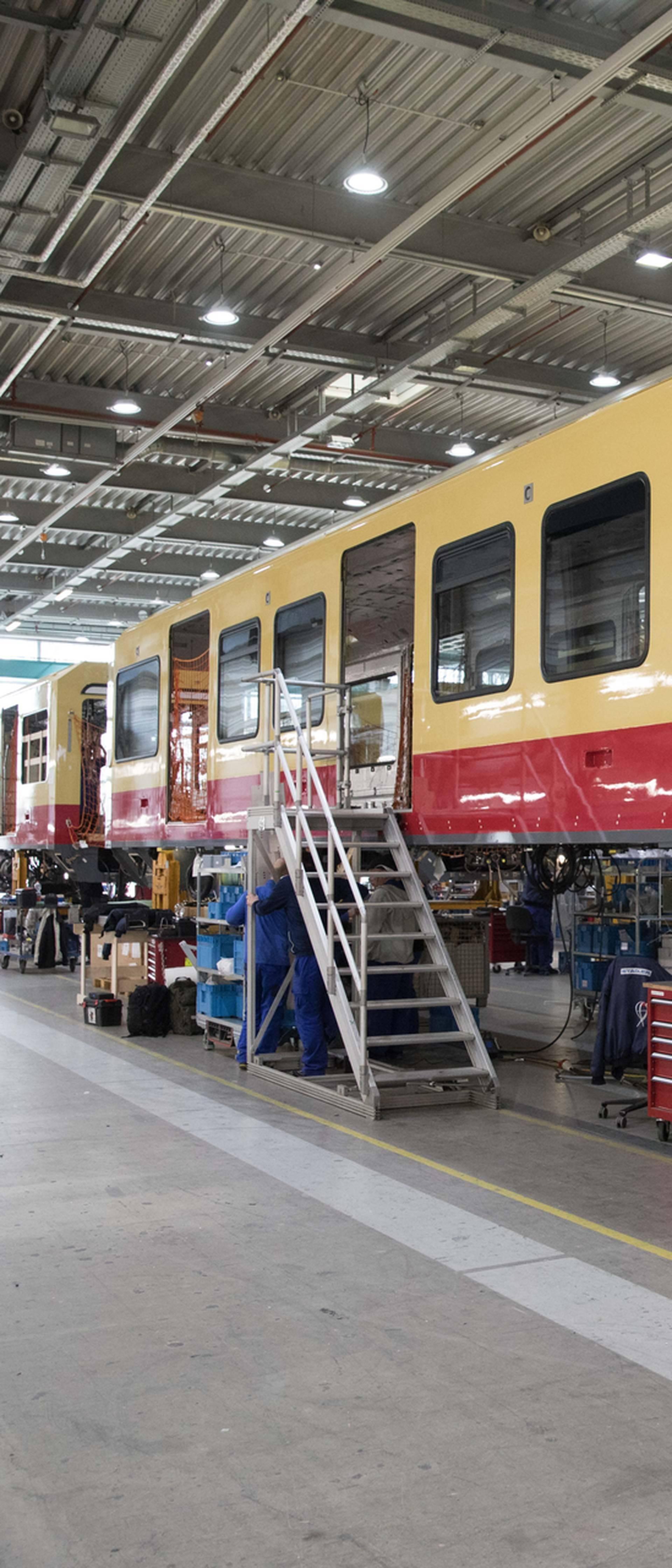 Stadler Rail AG