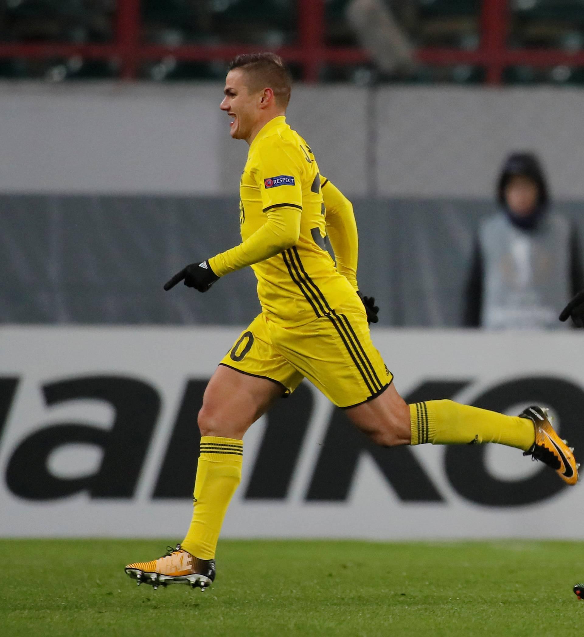 Europa League - Lokomotiv Moscow vs FC Sheriff Tiraspol