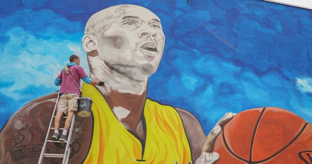 U čast Kobeju: Na zidu škole u BiH napravio je divovski mural