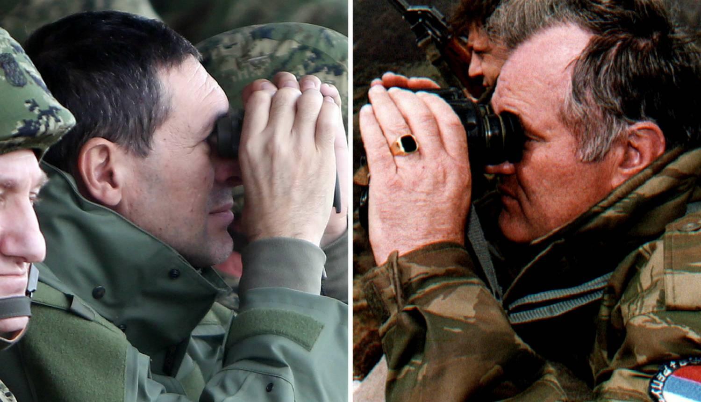 "Kotromanović: ""Pucao sam iz zolje na Ratka Mladića, ali..."""