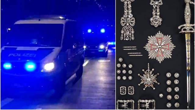 Uhvaćeni pljačkaši koji su ukrali dragulje od milijardu dolara
