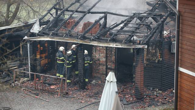 U požaru u staračkom domu u Andraševcu smrtno stradalo šest osoba
