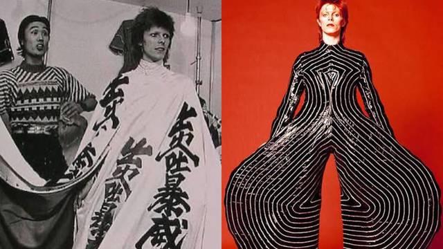 Preminuo japanski dizajner koji je radio kostime za Bowieja