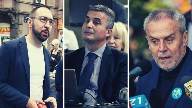 Novi Tomaševićevi ljudi radili i za Bandića: Postavio ih je bez natječaja, ovo su njihove plaće
