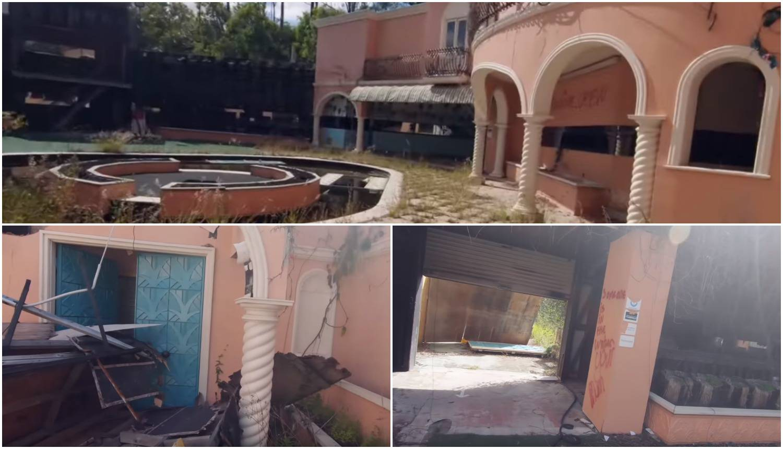 Maloljetna djeca su do temelja spalila veliku Big Brother kuću