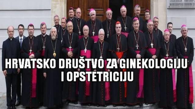 Prosvjedovale zbog crkvenog ginekološkog stručnog skupa