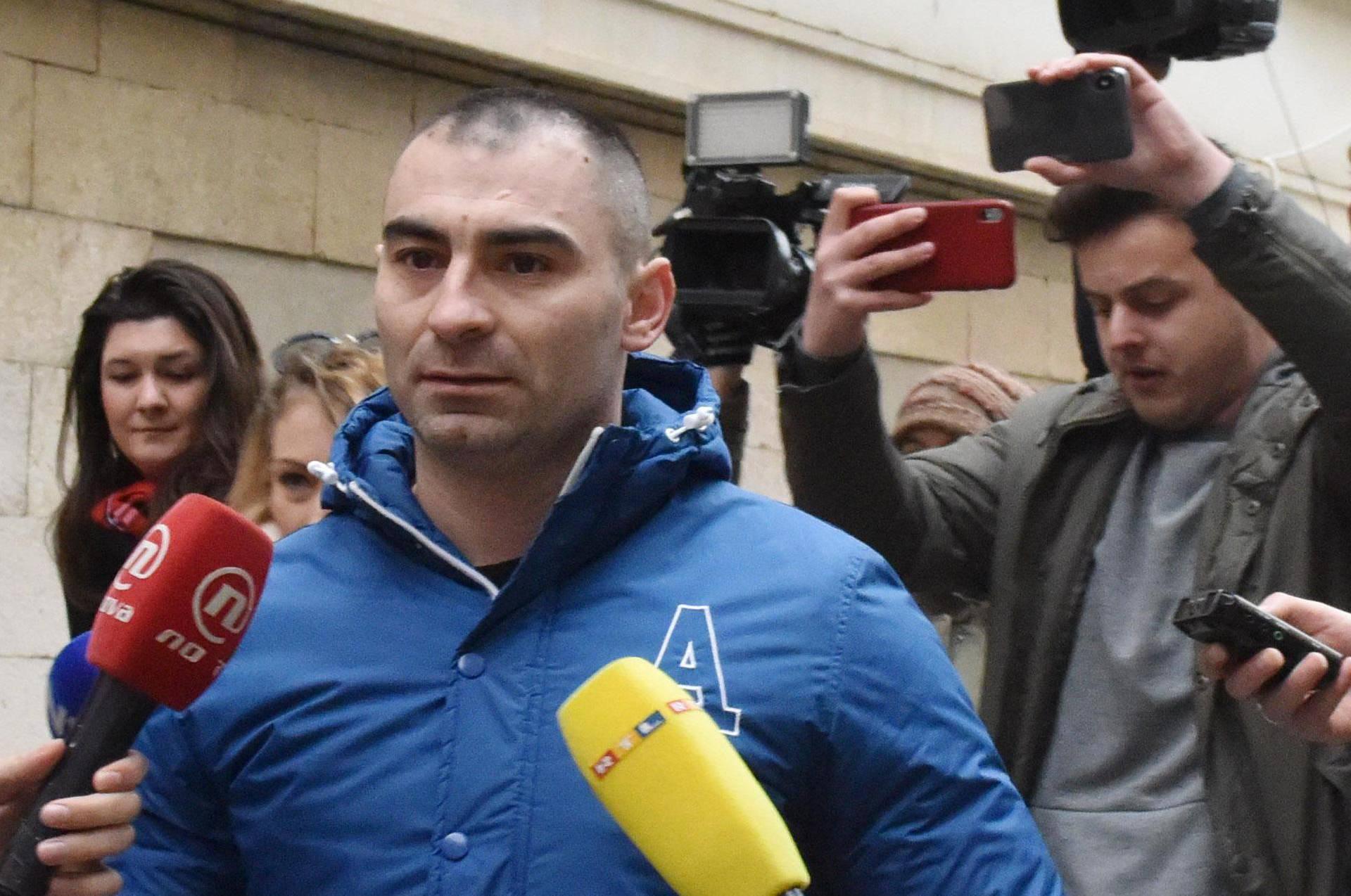 Zadar:  Darko Kovačević Daruvarac pušten iz zadarskog pritvora