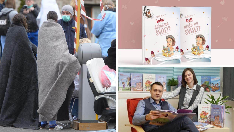 Pridružite se: 100% od prodaje knjiga doniraju Petrovoj bolnici