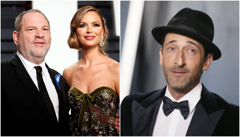 Weinsteinova bivša žena ljubi oskarovca: 'Odahnula od suda'
