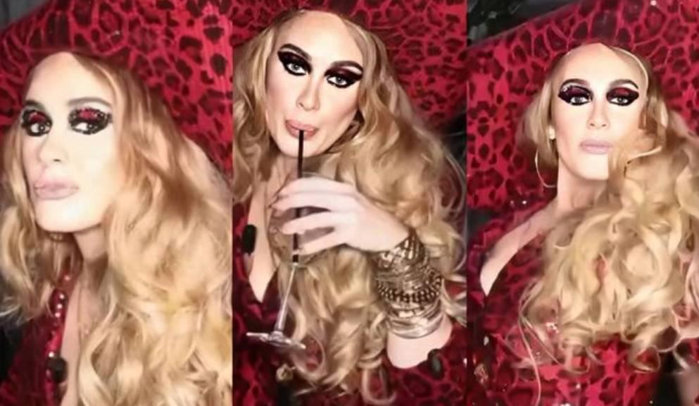 Adele za Noć vještica pokazala novu liniju u leopard uzorku