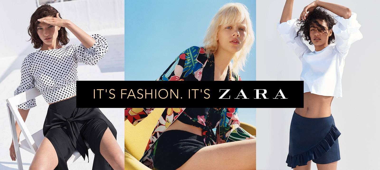 Zaljubite se u shopping u novoj Zari uz nove kolekcije