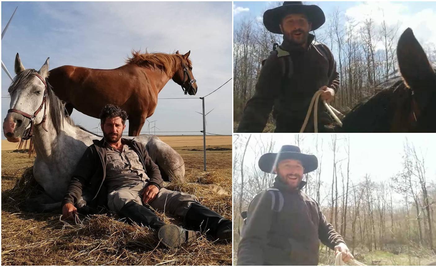 Dušan Bućan je 'pobjegao' na farmu i pjevao o korona virusu