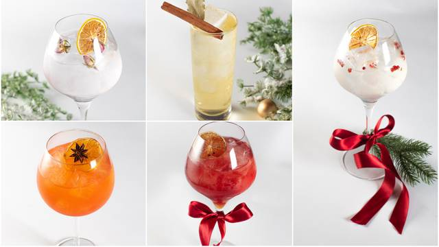 Gin, đumbir, cimet...5 recepata koktel majstora Marina Nekića