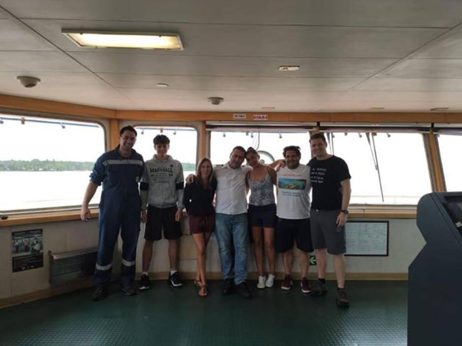 Hrvati su na Atlantiku spasili obitelj jedriličara i - buldoga