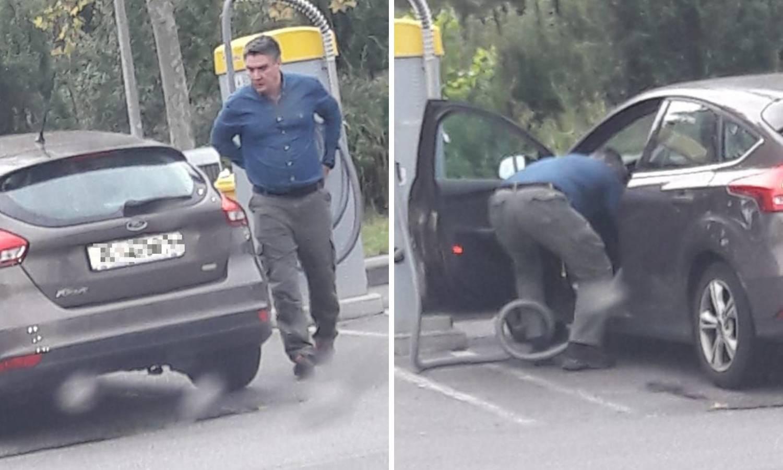 'Oprao' Kolindu pa automobil: Milanović iz emisije u praonicu