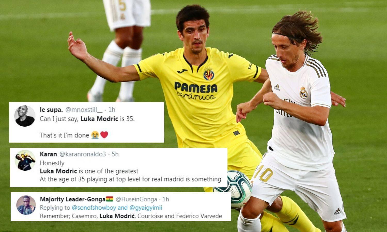 Luka Modrić ima 34 godine, a klasu za sva vremena: 'Najbolji veznjak Reala nakon Zidanea...'