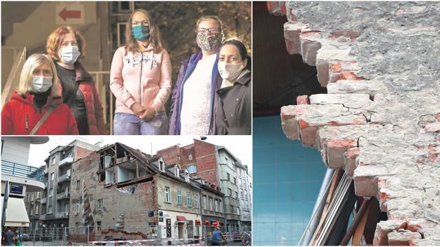 Očajne majke nakon potresa u Zagrebu žive u hostelu: Dijete me pita kad ćemo u naš dom...