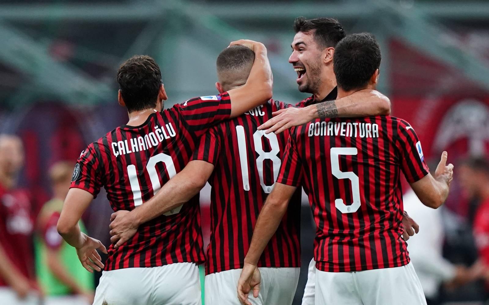 ITA, Serie A, AC Milan vs Juventus Turin