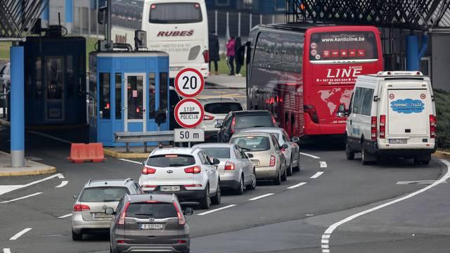 Traje štrajk slovenske policije: Gužve na hrvatskim granicama