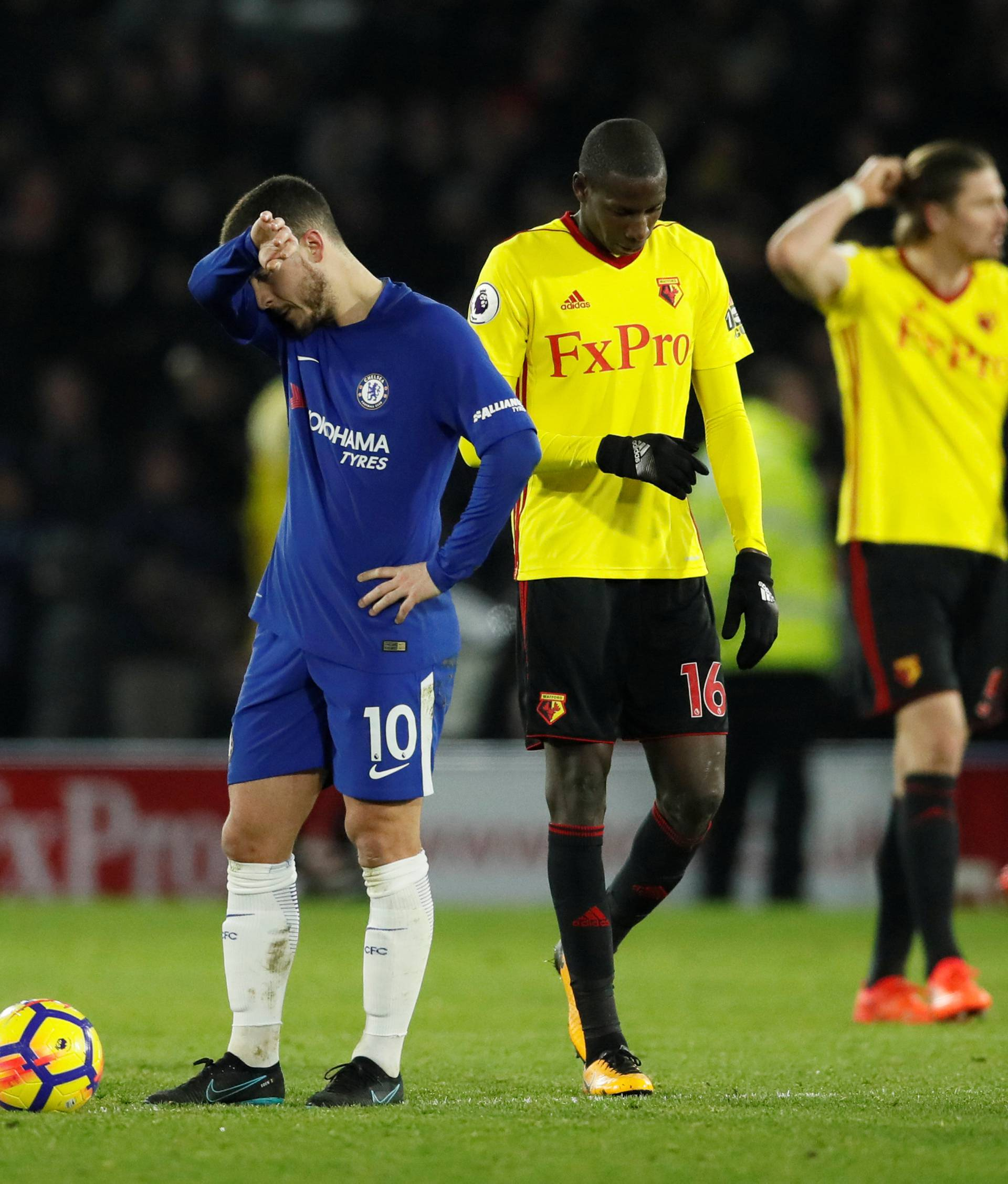 Premier League - Watford vs Chelsea