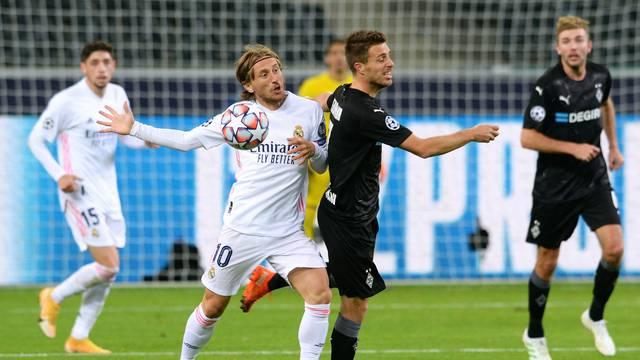 Champions League - Group B - Borussia Moenchengladbach v Real Madrid