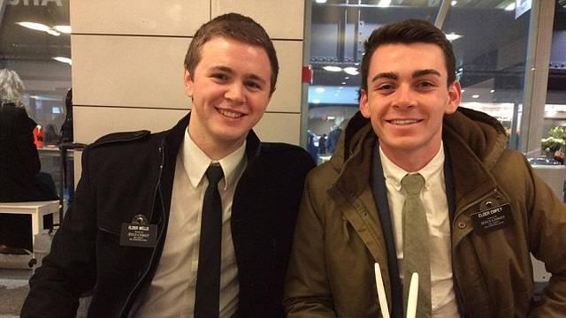 Mladi mormon preživio napade u Bostonu, Parizu i Bruxellesu