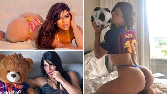 Ja sam Suzy, hvala guzy: Hoće li atraktivna Brazilka još jednom dobiti titulu najbolje stražnjice?