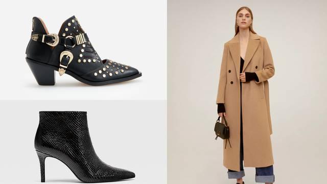 Top ulovi s trenutnih sniženja: Sada se kupuju čizme i kaputi