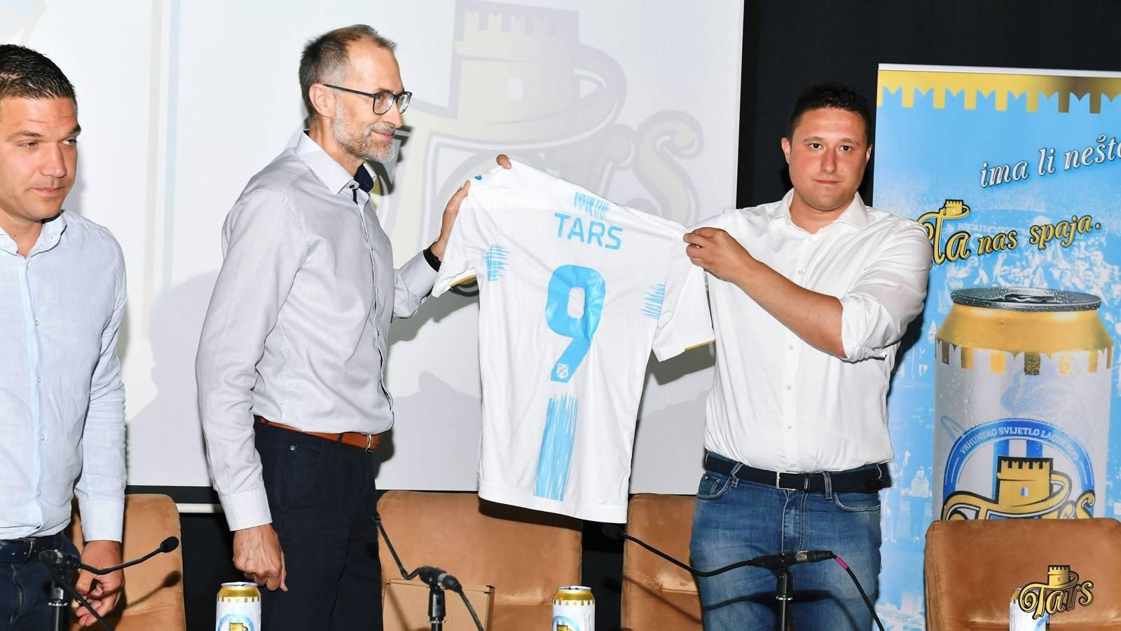 Tars postao službeno pivo HNK Rijeka