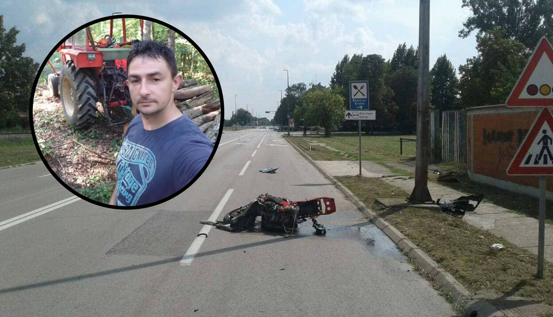Poginuo na utrci: 'Umrla nam je beba, a sad je otišao i Ivan'