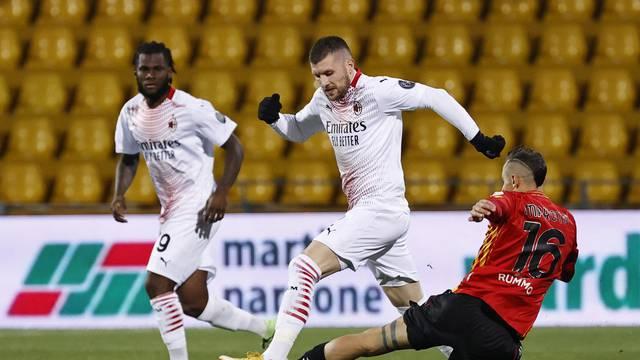 Serie A - Benevento v AC Milan