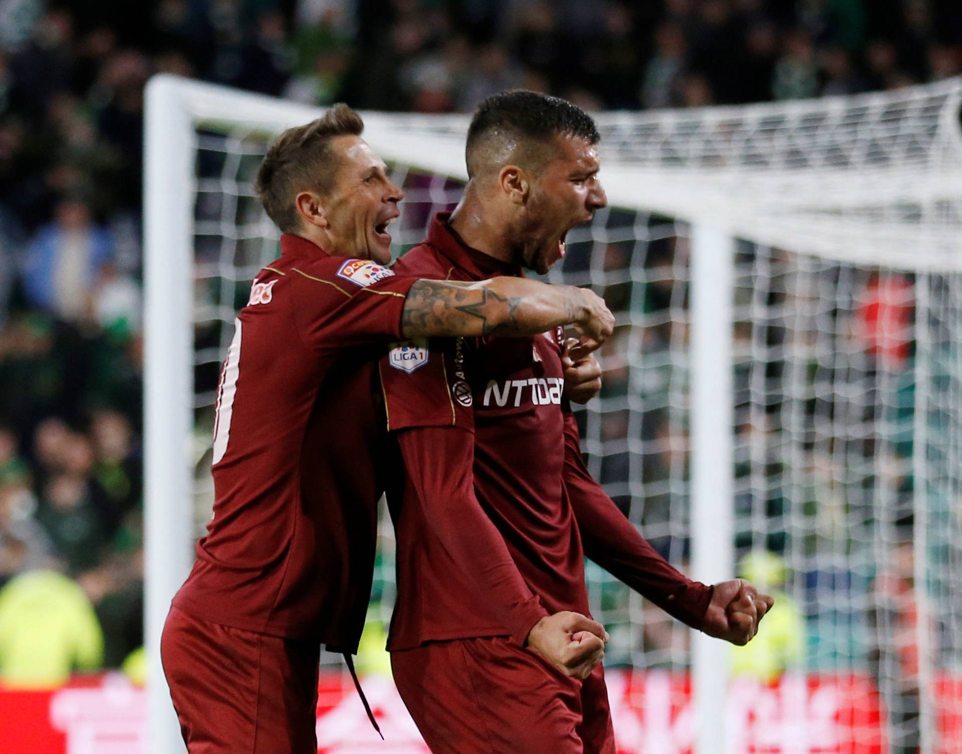 Champions League - Third Qualifying Round Second Leg - Celtic v CFR Cluj