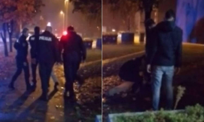 Video: Opljačkao ljekarnu, imao i pištolj, uhvatili su ga građani!