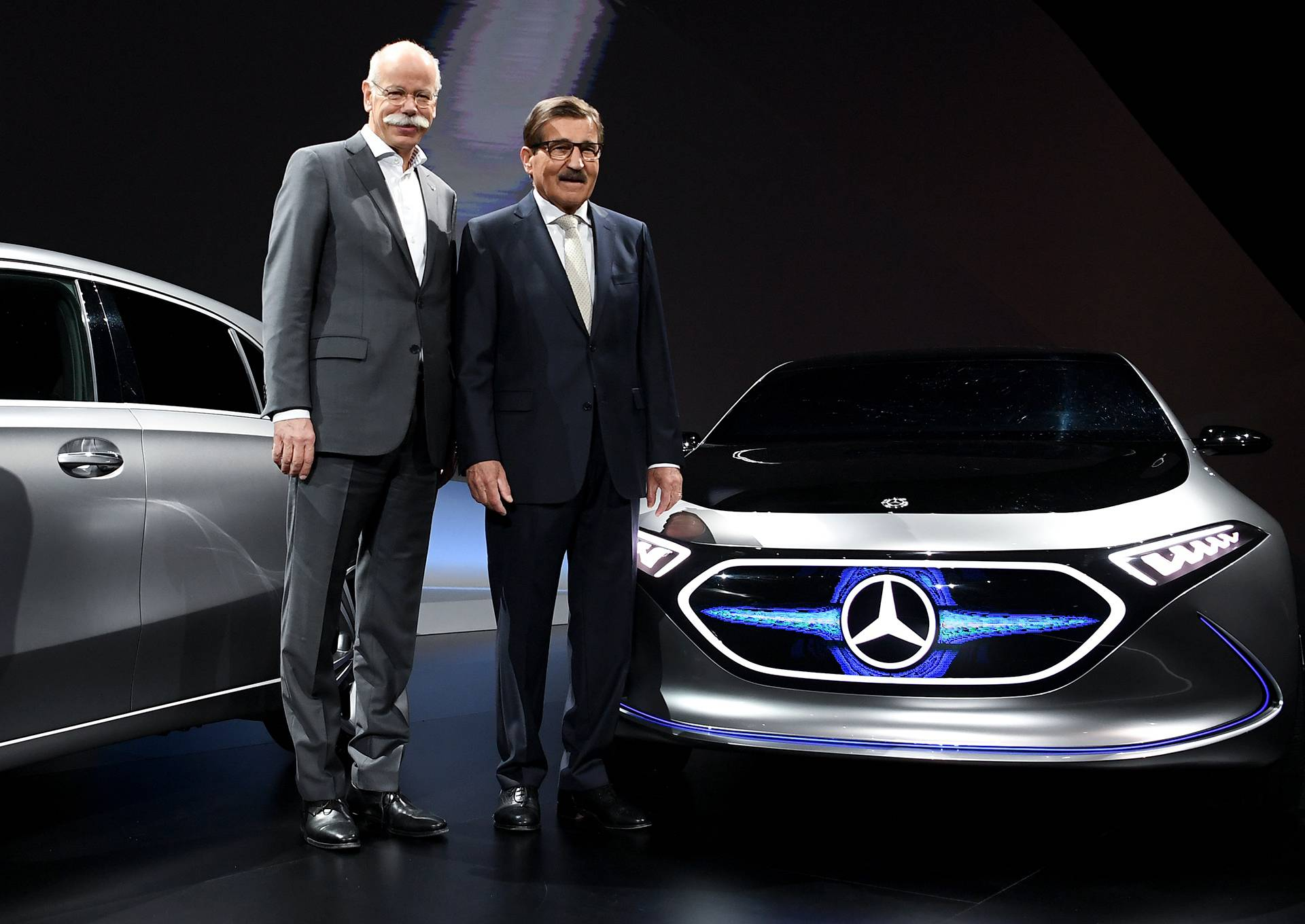 Daimler - general meeting
