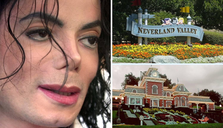 Zloglasnom imanju 'Neverland' spustili cijenu za 448 mil. kuna