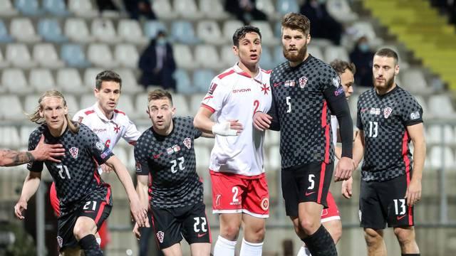 Hrvatska i Malta sastali se u kvalifikacijama za Svjetsko prvenstvo